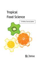 Tropical Food Science